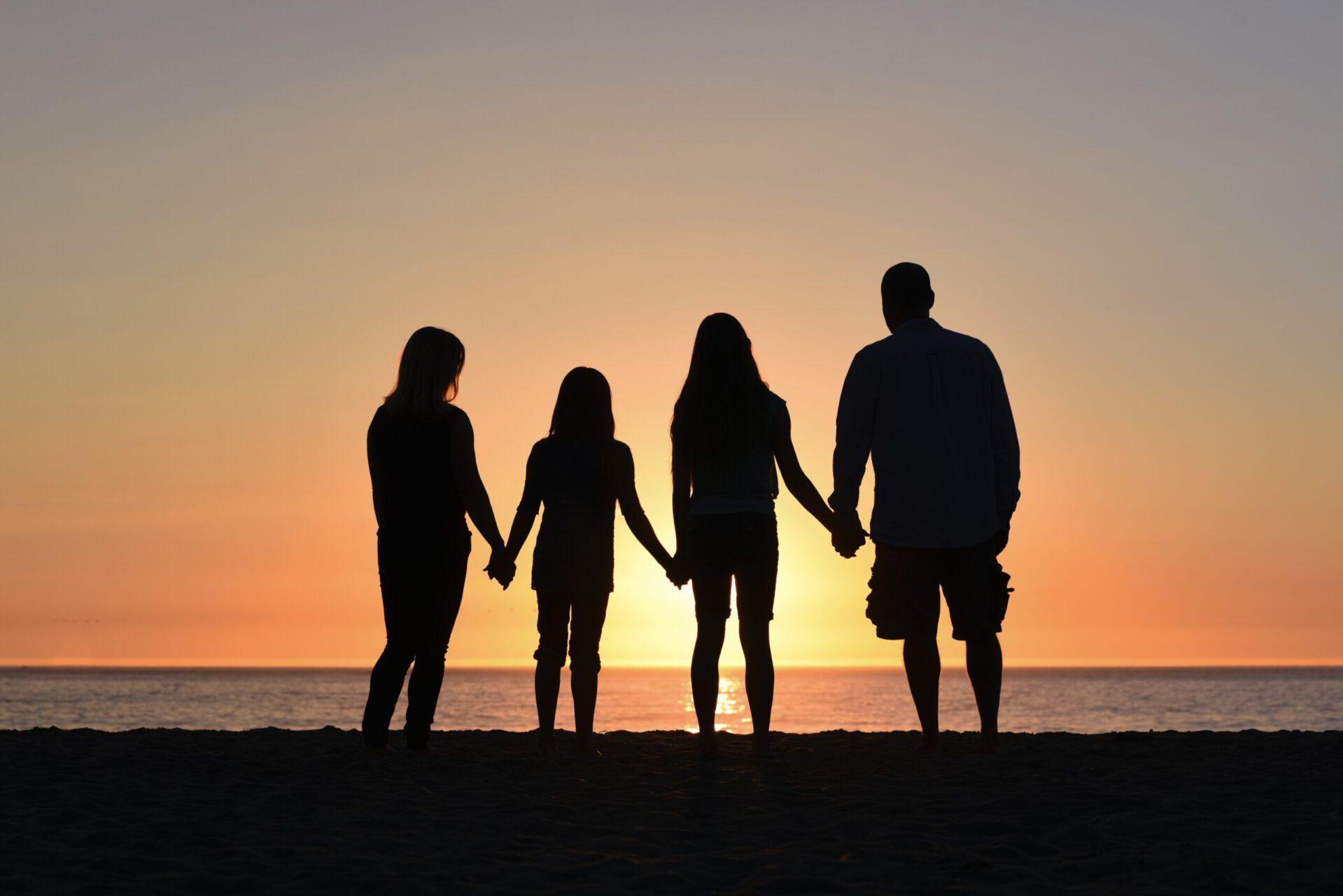 Konflikte in Familien